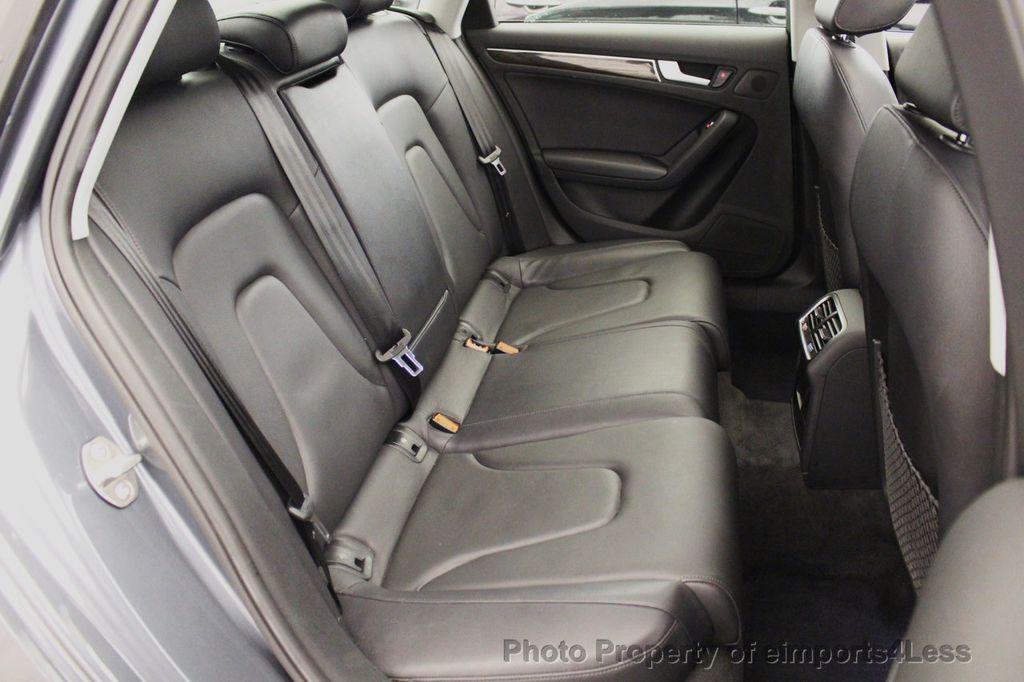 2014 Audi A4 CERTIFIED A4 2.0t Quattro S-Line Premium Plus AWD CAM NAVI - 18130106 - 51