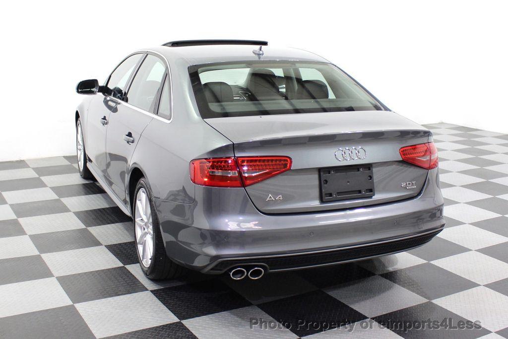 2014 Audi A4 CERTIFIED A4 2.0t Quattro S-Line Premium Plus AWD CAM NAVI - 18130106 - 54