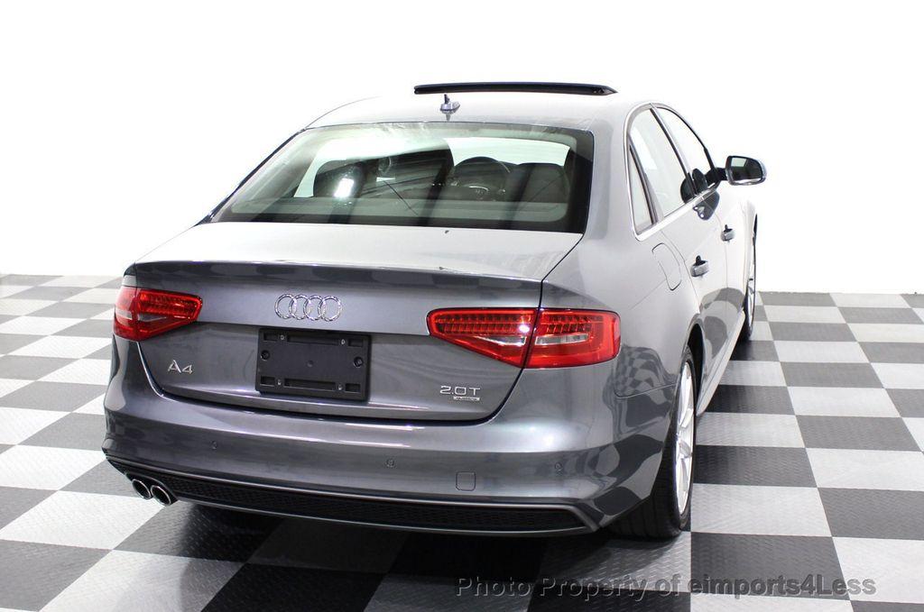 2014 Audi A4 CERTIFIED A4 2.0t Quattro S-Line Premium Plus AWD CAM NAVI - 18130106 - 55
