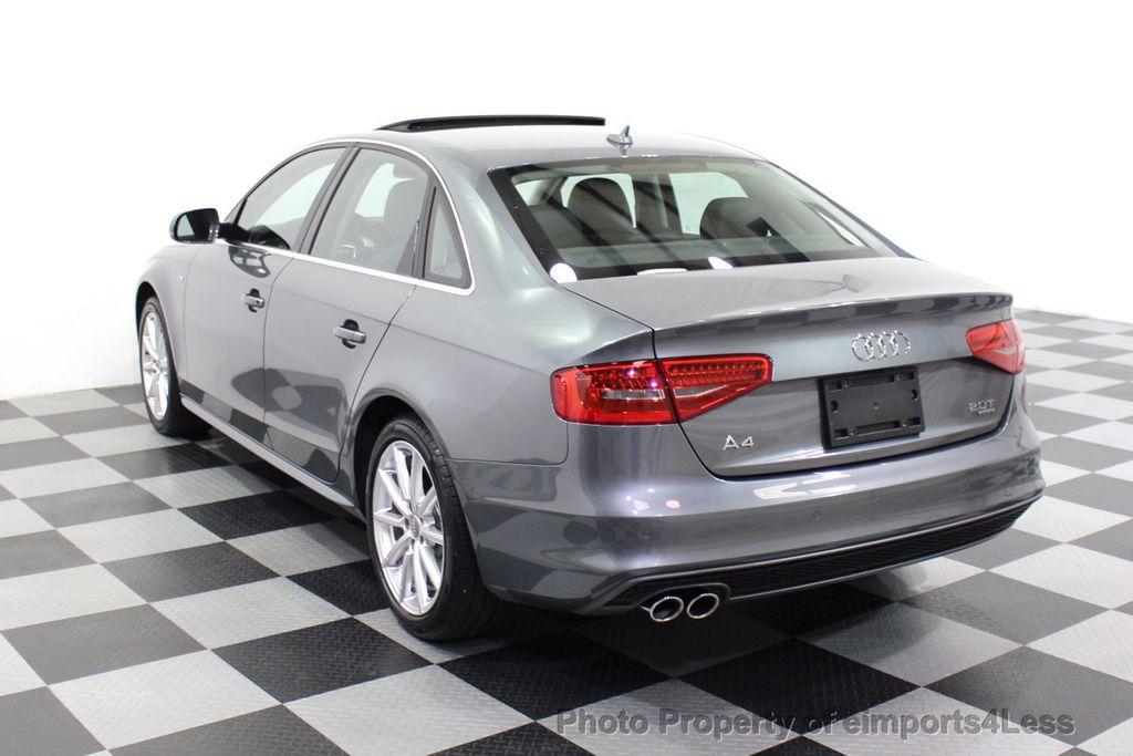 2014 Audi A4 CERTIFIED A4 2.0t Quattro S-Line Premium Plus AWD CAM NAVI - 18130106 - 56