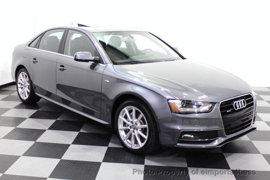 2014 Audi A4 CERTIFIED A4 2.0t Quattro S-Line Premium Plus AWD CAM NAVI - 18130106 - 57