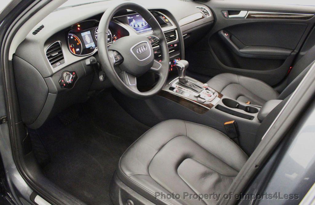 2014 Audi A4 CERTIFIED A4 2.0t Quattro S-Line Premium Plus AWD CAM NAVI - 18130106 - 5