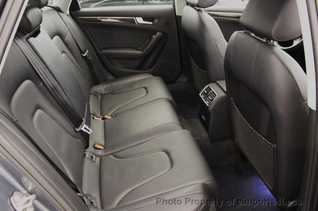 2014 Audi A4 CERTIFIED A4 2.0t Quattro S-Line Premium Plus AWD CAM NAVI - 18130106 - 8