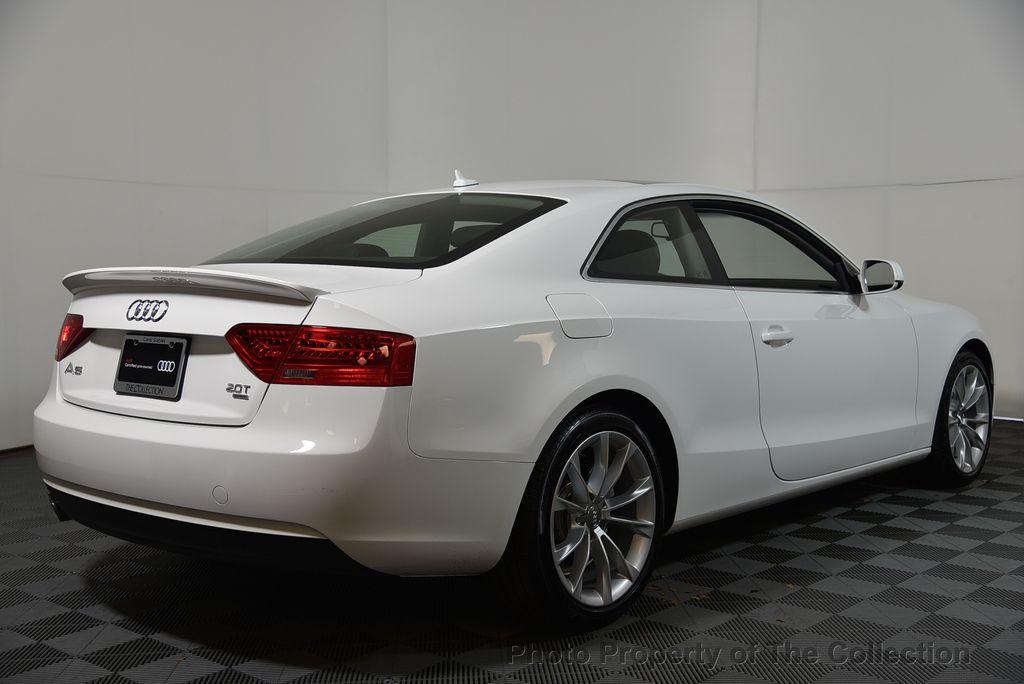 2014 Used Audi A5 2dr Coupe Automatic Quattro 2 0t Premium