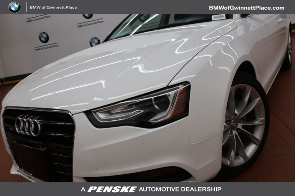 Dealer Video - 2014 Audi A5 2DR CPE 2.0T QTR AT - 16855087