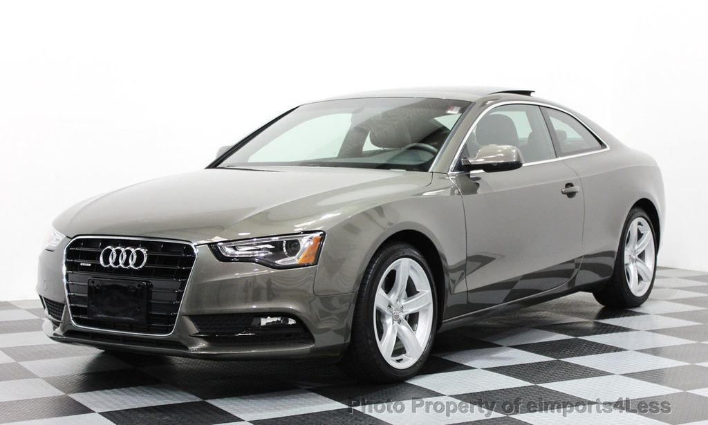 2014 used audi a5 certified a5 quattro premium plus awd camera navi at eimports4less. Black Bedroom Furniture Sets. Home Design Ideas