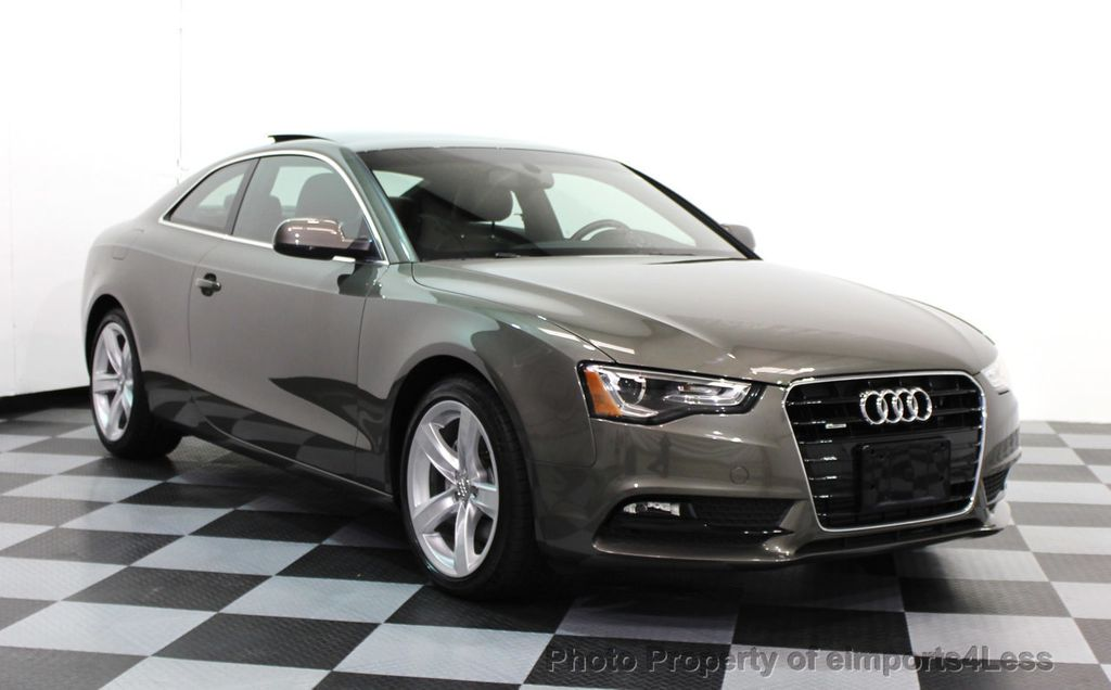 2017 Used Audi A5 Certified 2 0t Quattro Premium Plus Awd