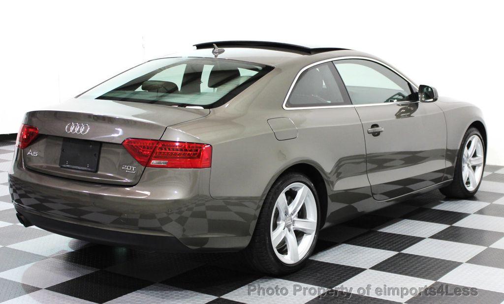 Used Audi A CERTIFIED A T Quattro Premium Plus AWD CAMERA - Used audi a5