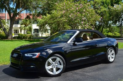 2014 Audi A5 Cabriolet 2dr Cabriolet Auto quattro 2.0T Premium - Click to see full-size photo viewer