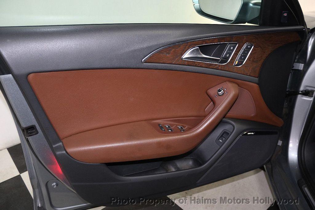 2014 Audi A6 4dr Sedan FrontTrak 2.0T Premium Plus - 17962537 - 9