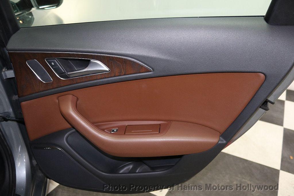 2014 Audi A6 4dr Sedan FrontTrak 2.0T Premium Plus - 17962537 - 11