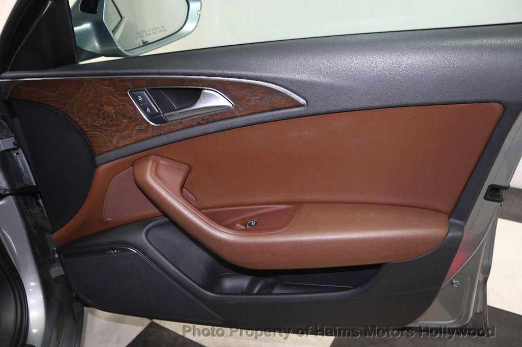 2014 Audi A6 4dr Sedan FrontTrak 2.0T Premium Plus - 17962537 - 12