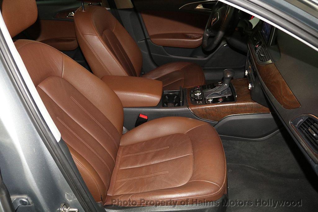2014 Audi A6 4dr Sedan FrontTrak 2.0T Premium Plus - 17962537 - 13