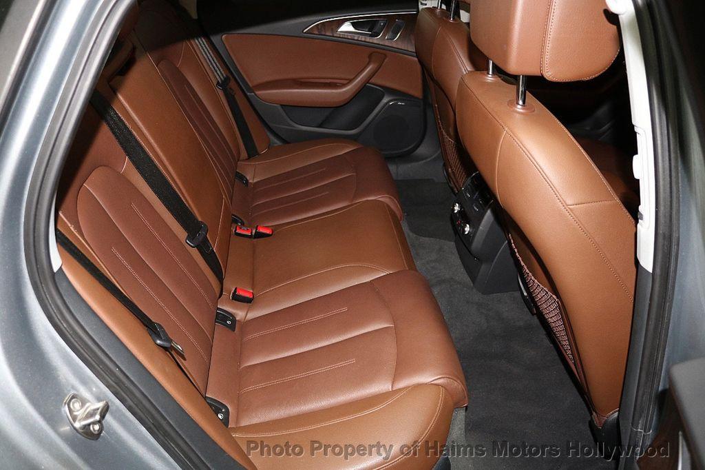 2014 Audi A6 4dr Sedan FrontTrak 2.0T Premium Plus - 17962537 - 14