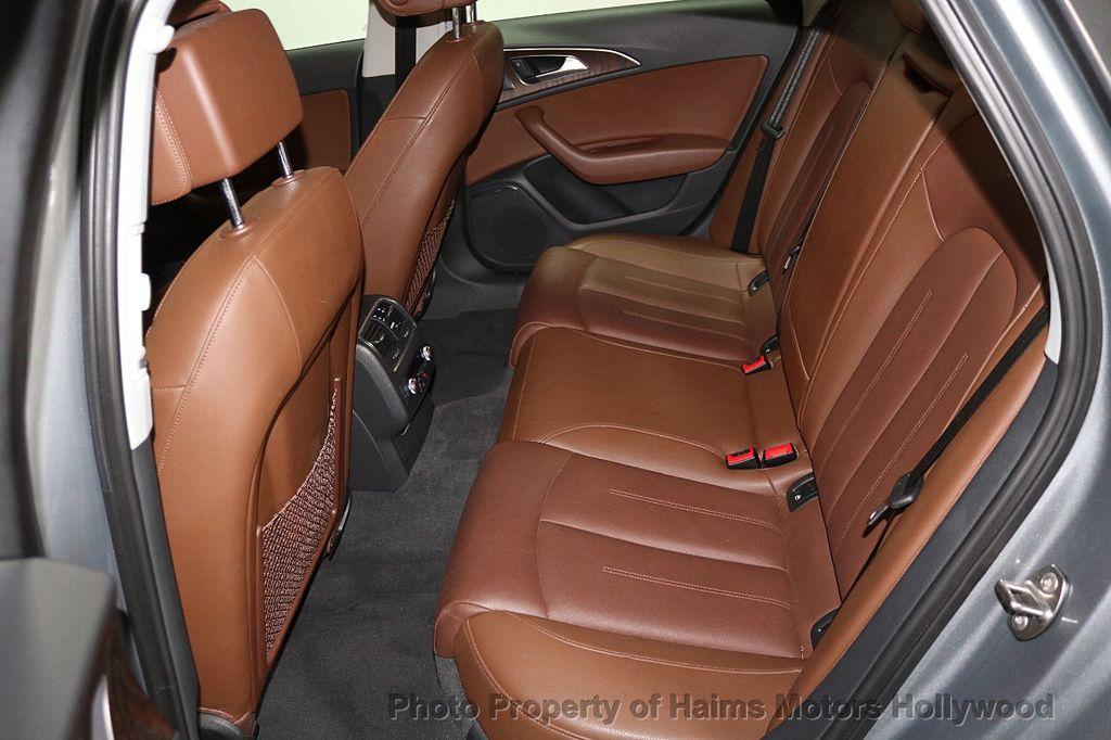 2014 Audi A6 4dr Sedan FrontTrak 2.0T Premium Plus - 17962537 - 15