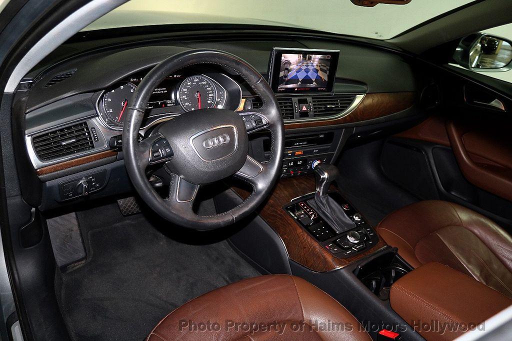 2014 Audi A6 4dr Sedan FrontTrak 2.0T Premium Plus - 17962537 - 17