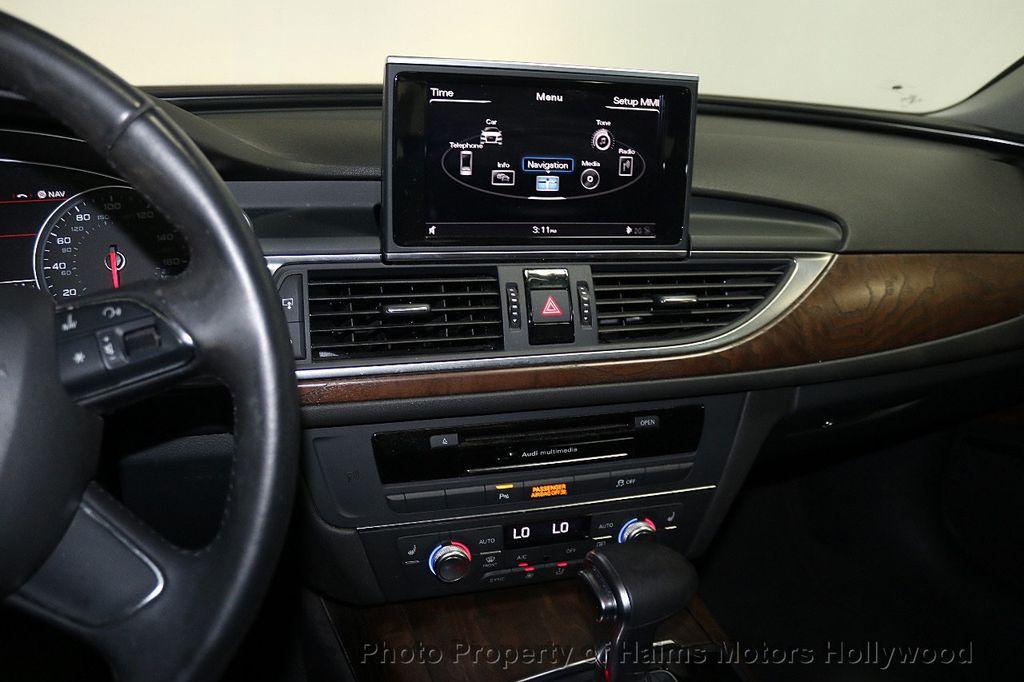 2014 Audi A6 4dr Sedan FrontTrak 2.0T Premium Plus - 17962537 - 19