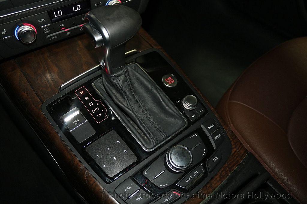 2014 Audi A6 4dr Sedan FrontTrak 2.0T Premium Plus - 17962537 - 21