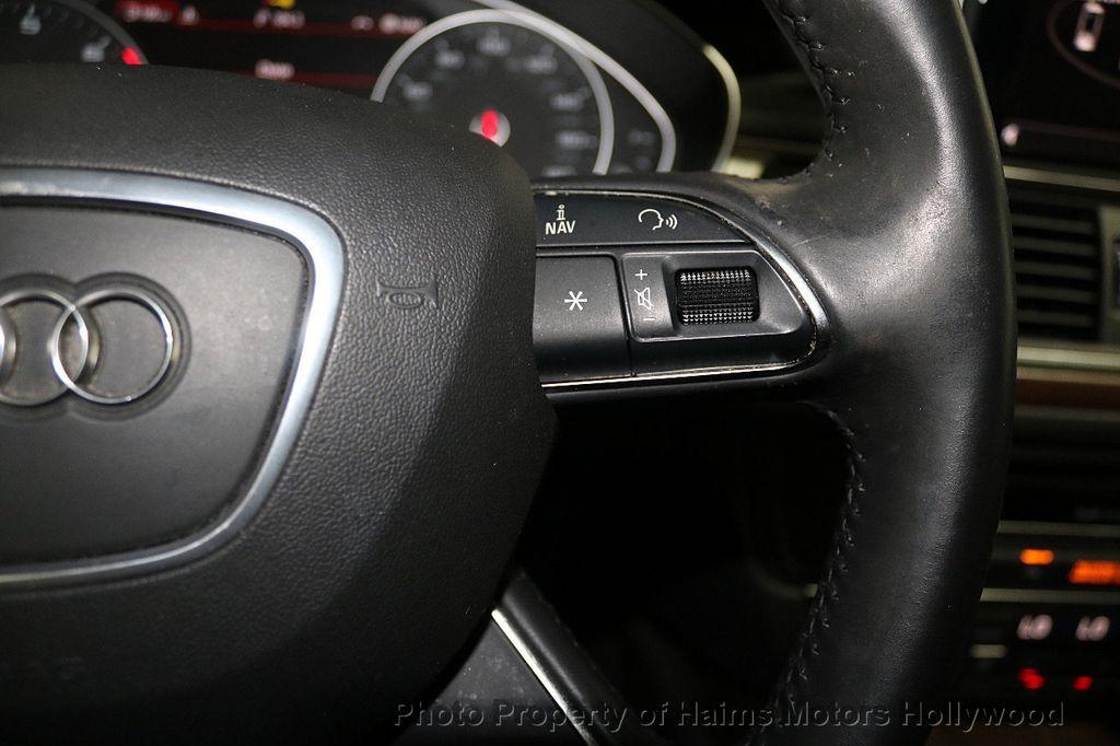 2014 Audi A6 4dr Sedan FrontTrak 2.0T Premium Plus - 17962537 - 25