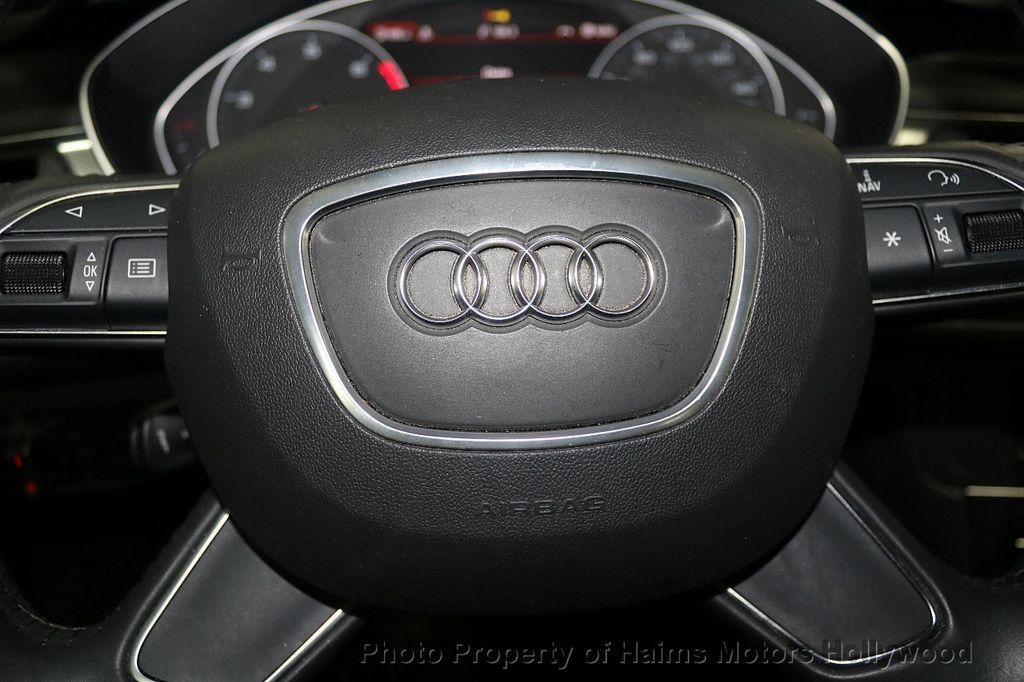 2014 Audi A6 4dr Sedan FrontTrak 2.0T Premium Plus - 17962537 - 26