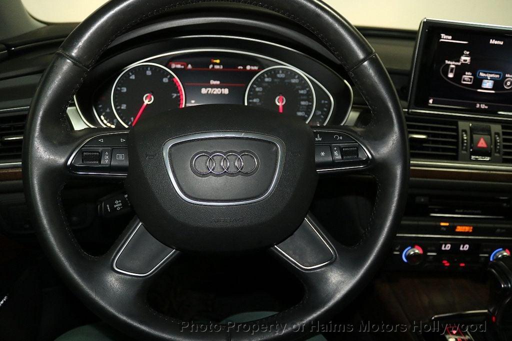 2014 Audi A6 4dr Sedan FrontTrak 2.0T Premium Plus - 17962537 - 27