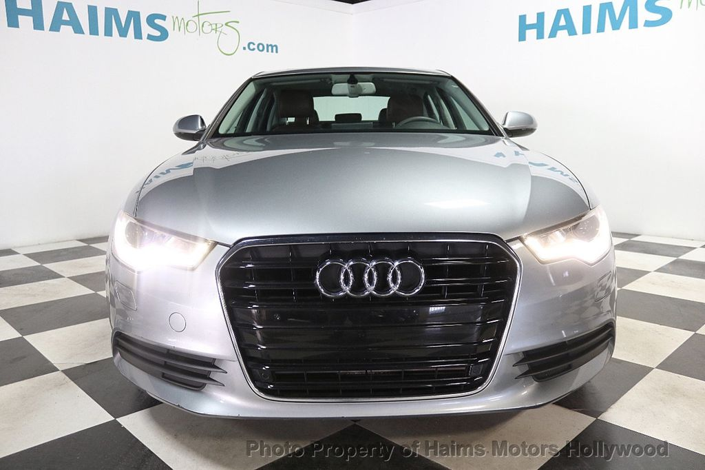 2014 Audi A6 4dr Sedan FrontTrak 2.0T Premium Plus - 17962537 - 2