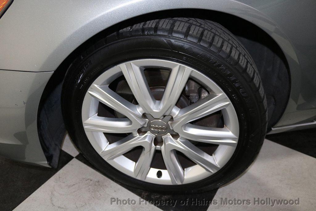 2014 Audi A6 4dr Sedan FrontTrak 2.0T Premium Plus - 17962537 - 32
