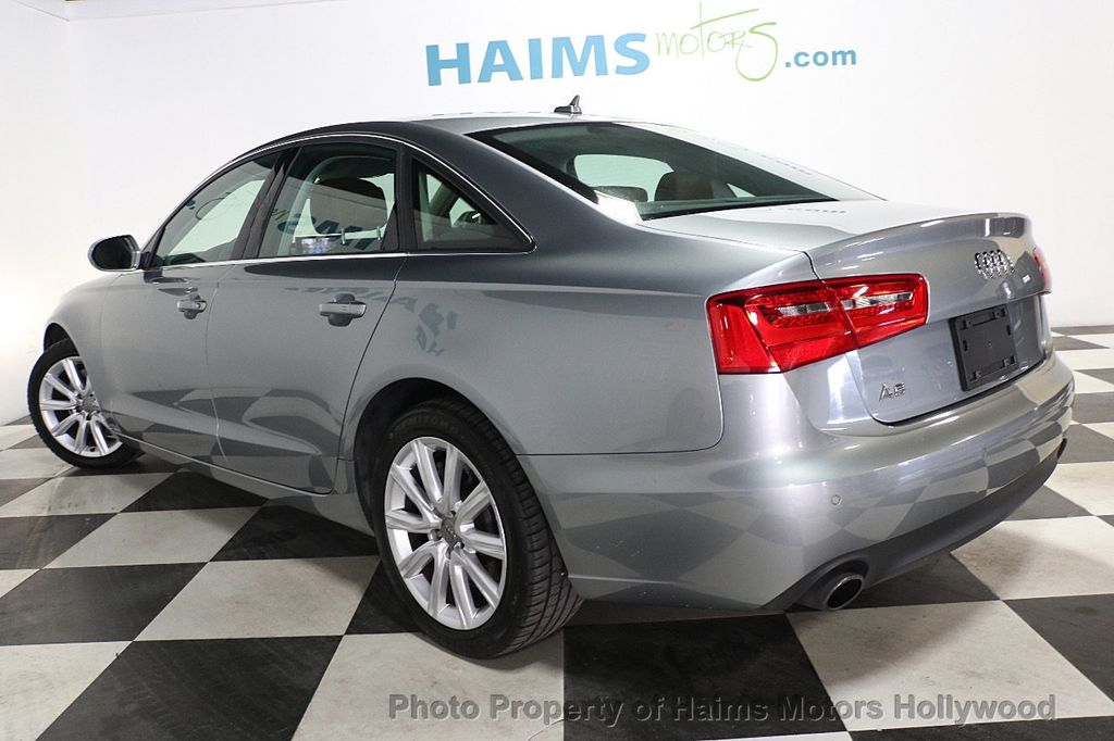2014 Audi A6 4dr Sedan FrontTrak 2.0T Premium Plus - 17962537 - 4