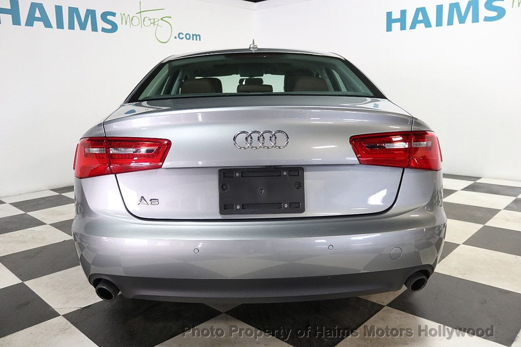 2014 Audi A6 4dr Sedan FrontTrak 2.0T Premium Plus - 17962537 - 5