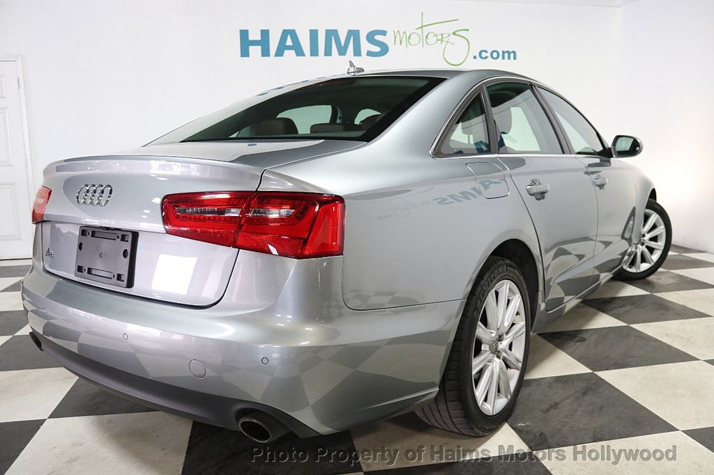 2014 Audi A6 4dr Sedan FrontTrak 2.0T Premium Plus - 17962537 - 6