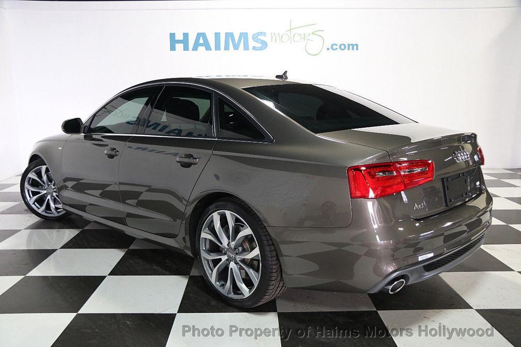 2014 Audi A6 4dr Sedan Quattro 3.0L TDI Prestige   16519653   3