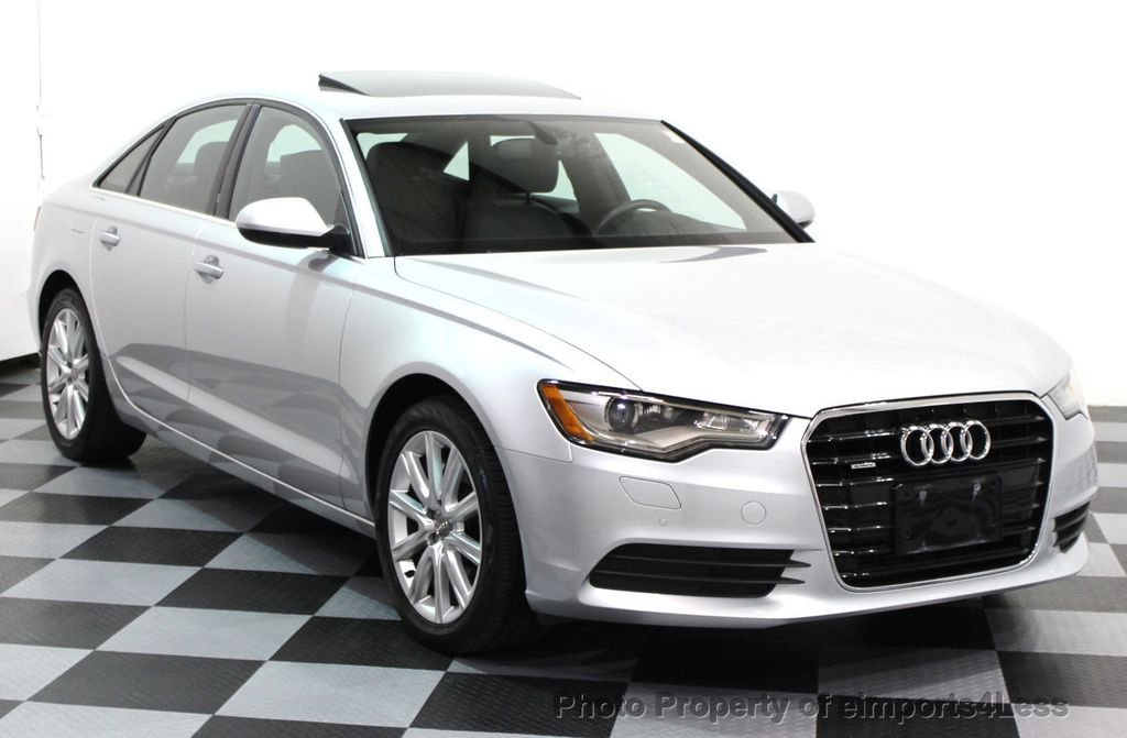2014 used audi a6 certified a6 quattro premium plus awd bose cam nav at eimports4less. Black Bedroom Furniture Sets. Home Design Ideas