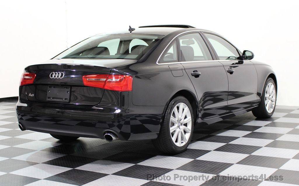 2014 used audi a6 certified a6 quattro premium plus awd camera nav at eimports4less. Black Bedroom Furniture Sets. Home Design Ideas
