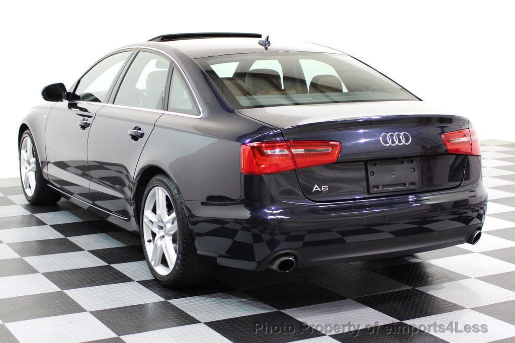 2014 used audi a6 certified a6 quattro premium plus awd camera navi at eimports4less. Black Bedroom Furniture Sets. Home Design Ideas