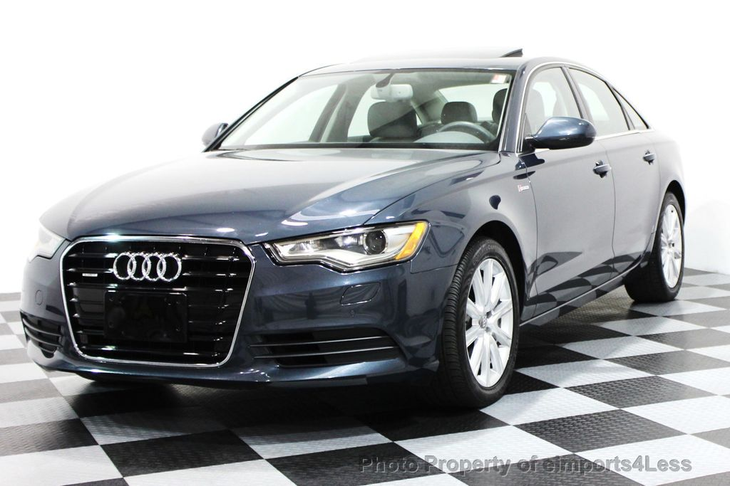 2014 Audi A6 CERTIFIED A6 3.0t Quattro Premium Plus AWD Sedan  - 16043985 - 0