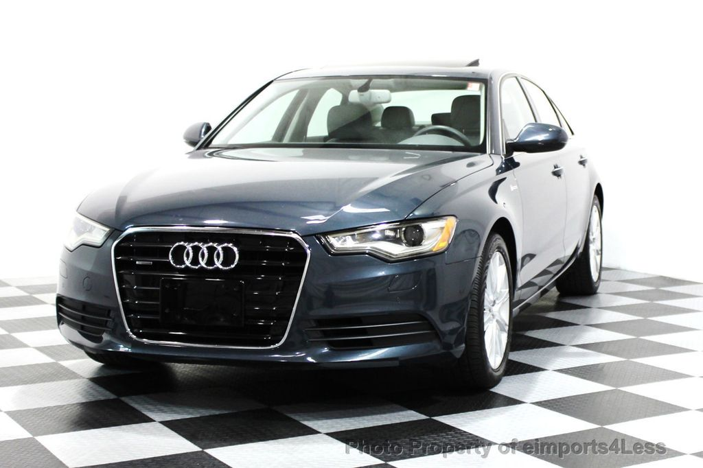 2014 Audi A6 CERTIFIED A6 3.0t Quattro Premium Plus AWD Sedan  - 16043985 - 13