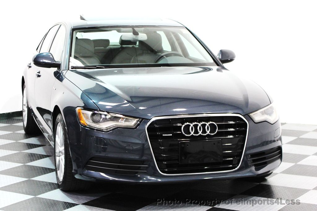 2014 Audi A6 CERTIFIED A6 3.0t Quattro Premium Plus AWD Sedan  - 16043985 - 15