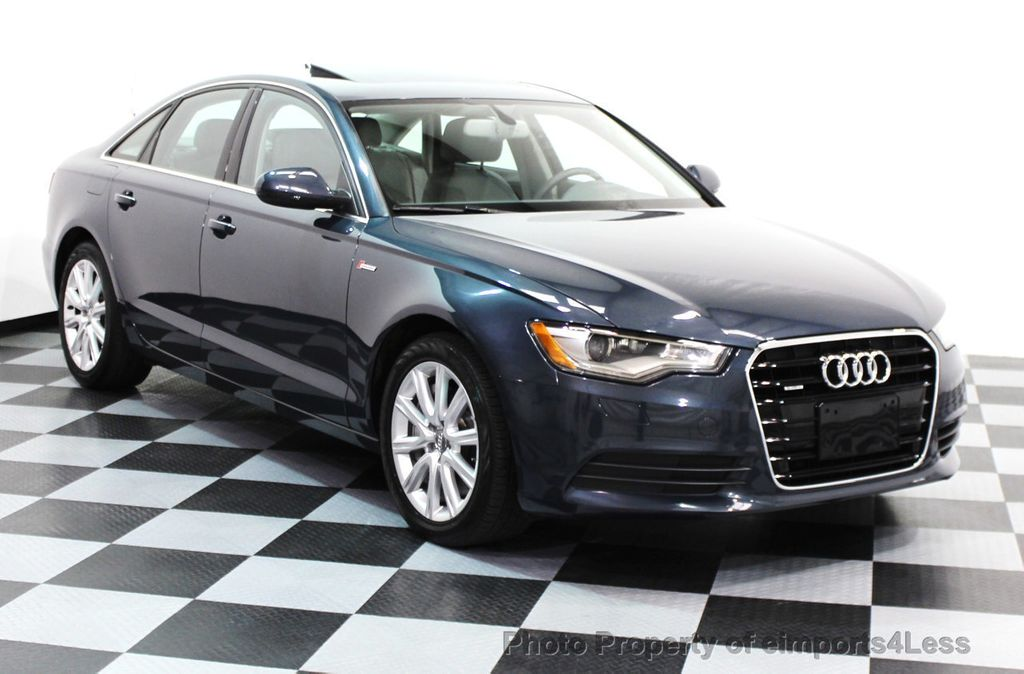 2014 Audi A6 CERTIFIED A6 3.0t Quattro Premium Plus AWD Sedan  - 16043985 - 16