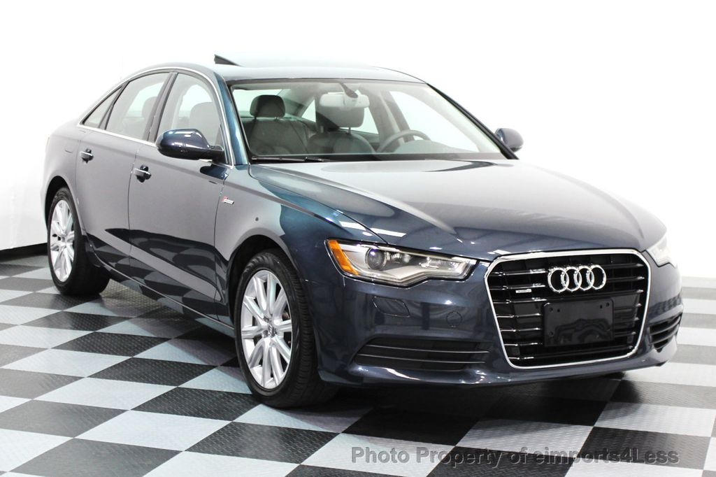 2014 Audi A6 CERTIFIED A6 3.0t Quattro Premium Plus AWD Sedan  - 16043985 - 17
