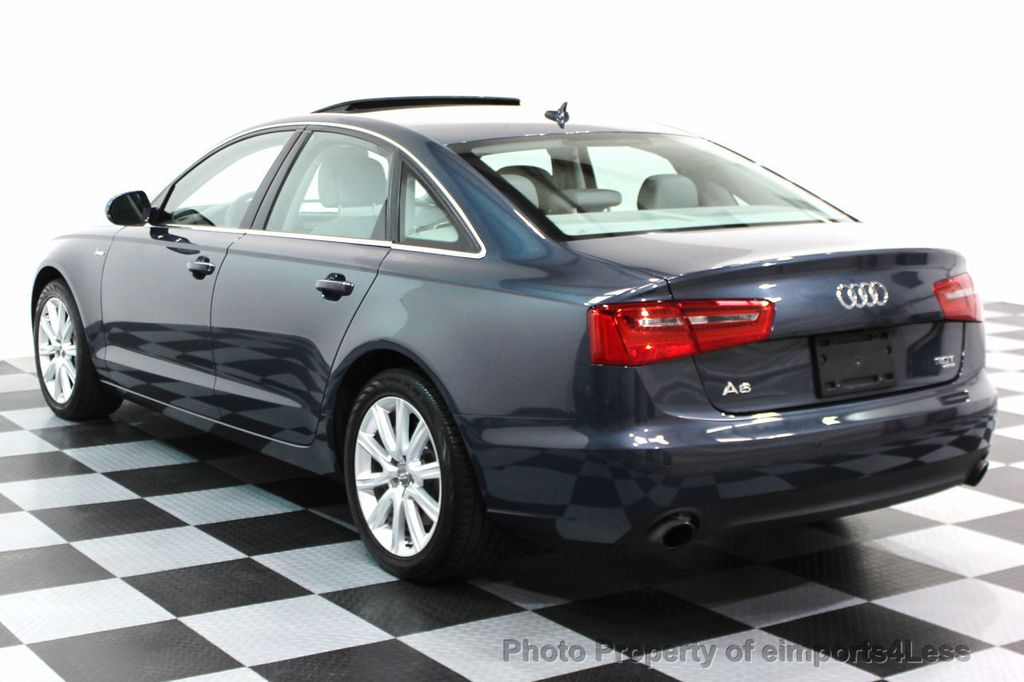 2014 Audi A6 CERTIFIED A6 3.0t Quattro Premium Plus AWD Sedan  - 16043985 - 18