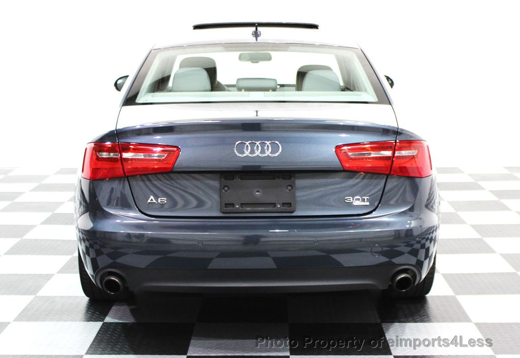 2014 Audi A6 CERTIFIED A6 3.0t Quattro Premium Plus AWD Sedan  - 16043985 - 20