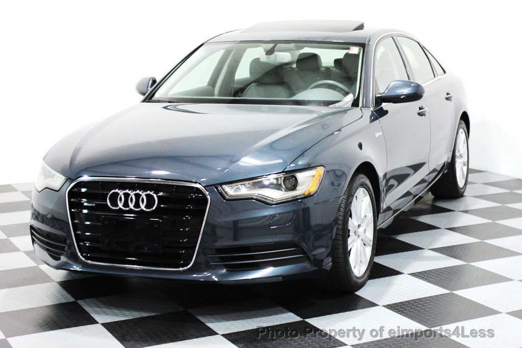 2014 Audi A6 CERTIFIED A6 3.0t Quattro Premium Plus AWD Sedan  - 16043985 - 26