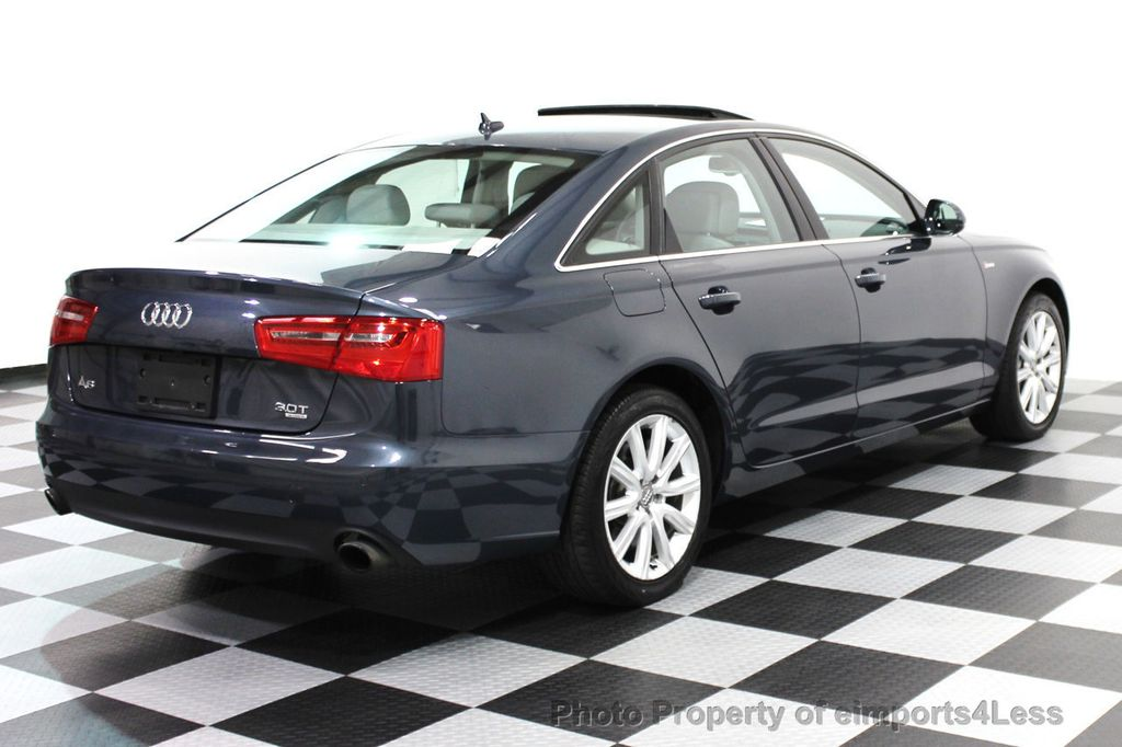 2014 Audi A6 CERTIFIED A6 3.0t Quattro Premium Plus AWD Sedan  - 16043985 - 3