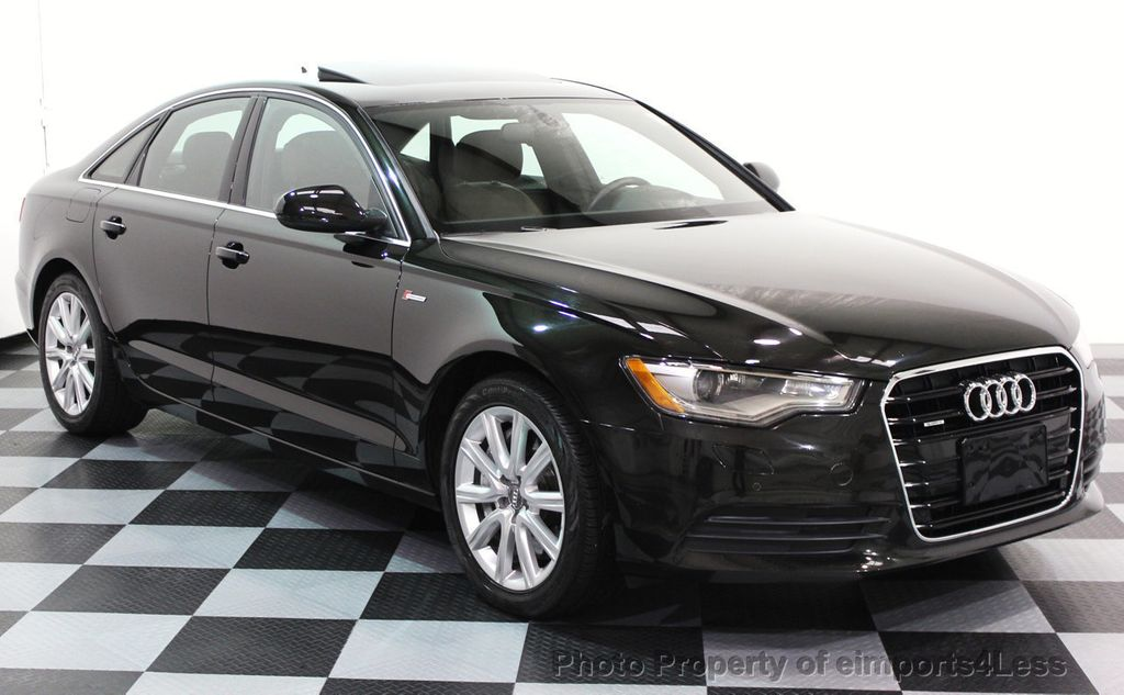 2014 used audi a6 certified a6 quattro premium plus awd sedan navi at eimports4less serving. Black Bedroom Furniture Sets. Home Design Ideas
