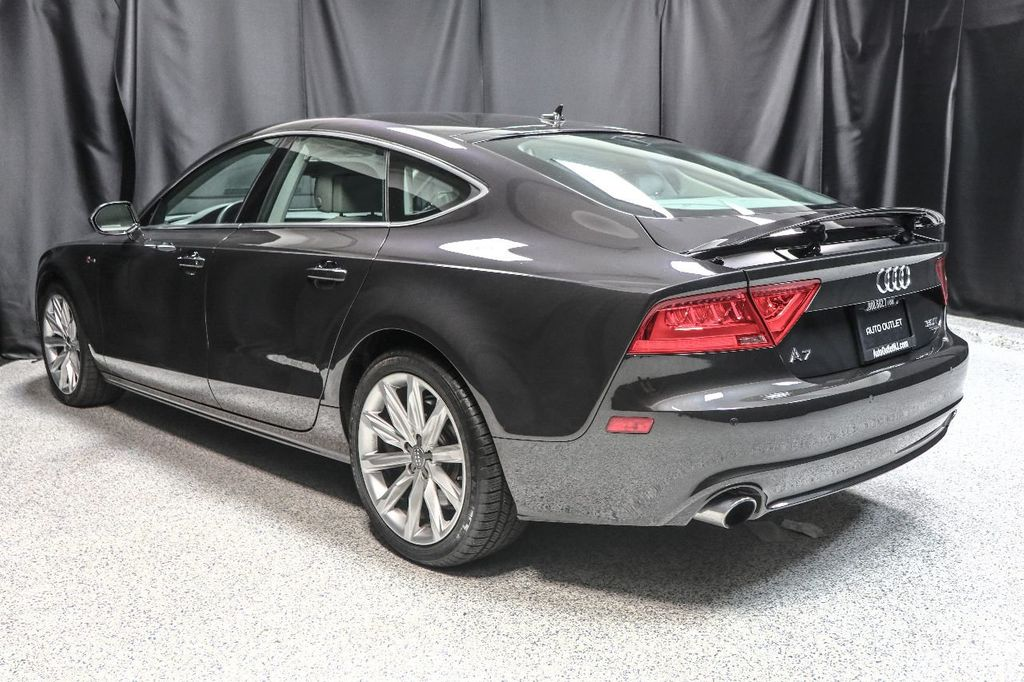 2014 used audi a7 4dr hatchback quattro 3 0 premium plus at auto rh autooutletnj com audi a7 owners manual audi a7 owners manual uk