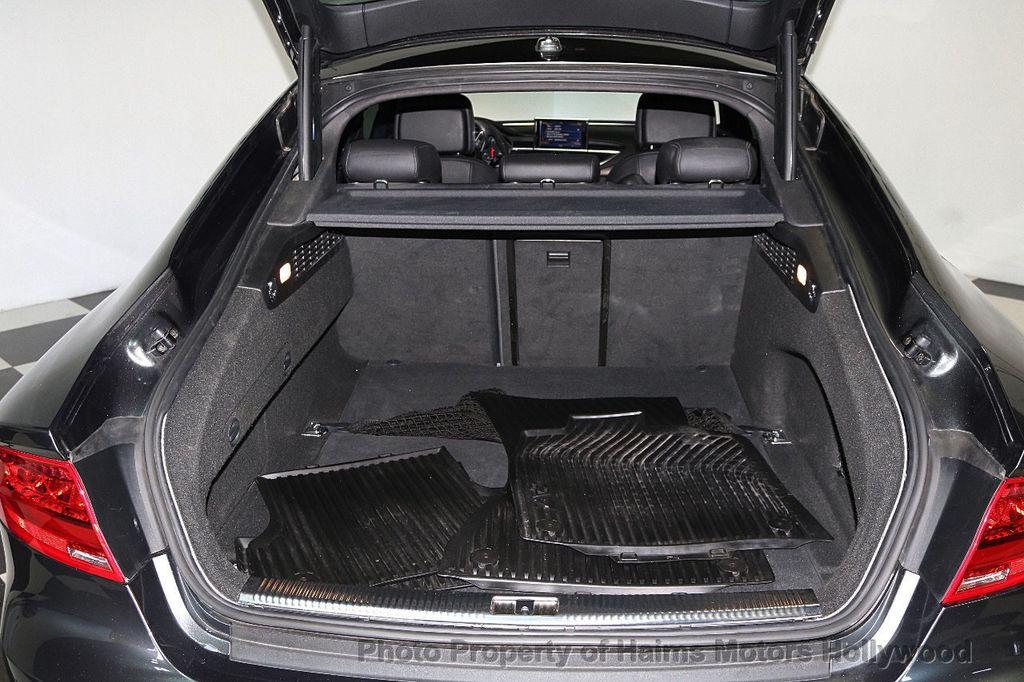 2014 Audi A7 4dr Hatchback quattro 3.0 Prestige - 17441713 - 9