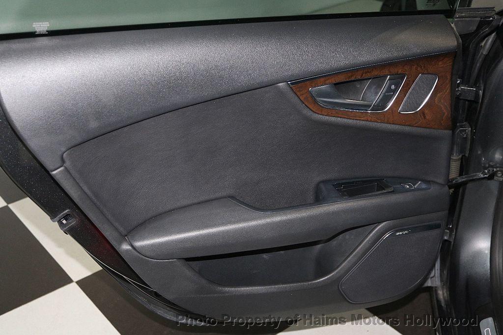 2014 Audi A7 4dr Hatchback quattro 3.0 Prestige - 17441713 - 12