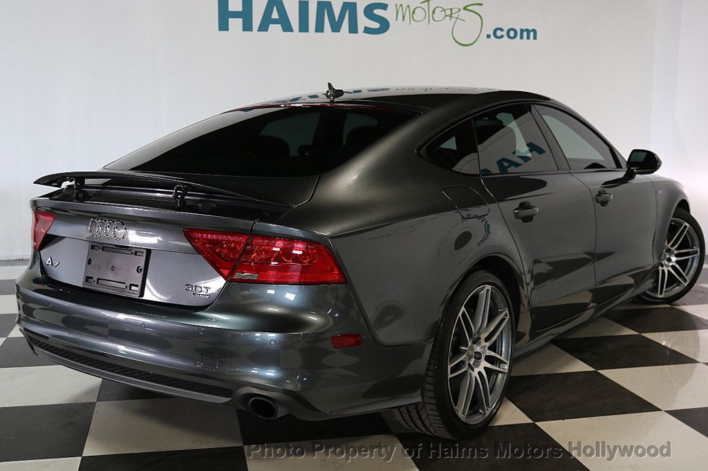 2014 Audi A7 4dr Hatchback quattro 3.0 Prestige - 17441713 - 6
