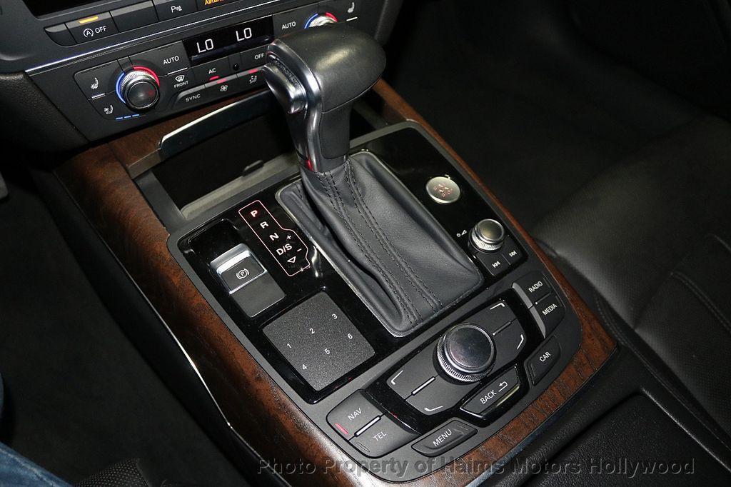 2014 Audi A7 4dr Hatchback quattro 3.0 TDI Prestige - 17813052 - 23