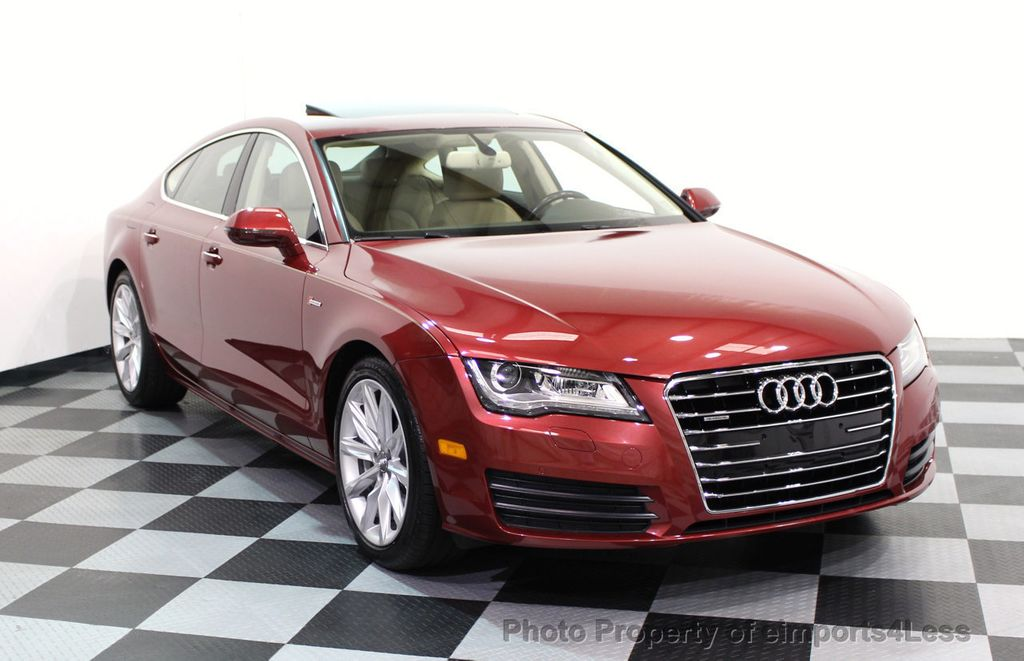 2014 used audi a7 certified a7 quattro premium plus awd bose nav at eimports4less serving. Black Bedroom Furniture Sets. Home Design Ideas